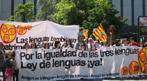 """Combatiendo el """"lingüicidio"""" desde la base social, un año de lucha"""