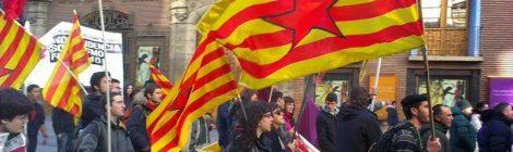 Soberanismo aragonés y unidad popular